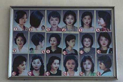 Nordkorea_Frisur_Frau