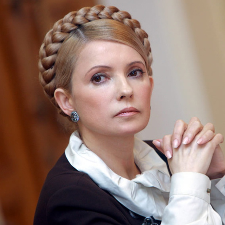 New Hope For Queen Tymoshenko Hair Is Political